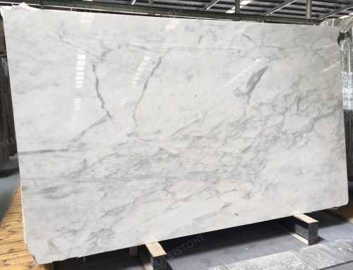 Turkish Calacatta White Marble Slab