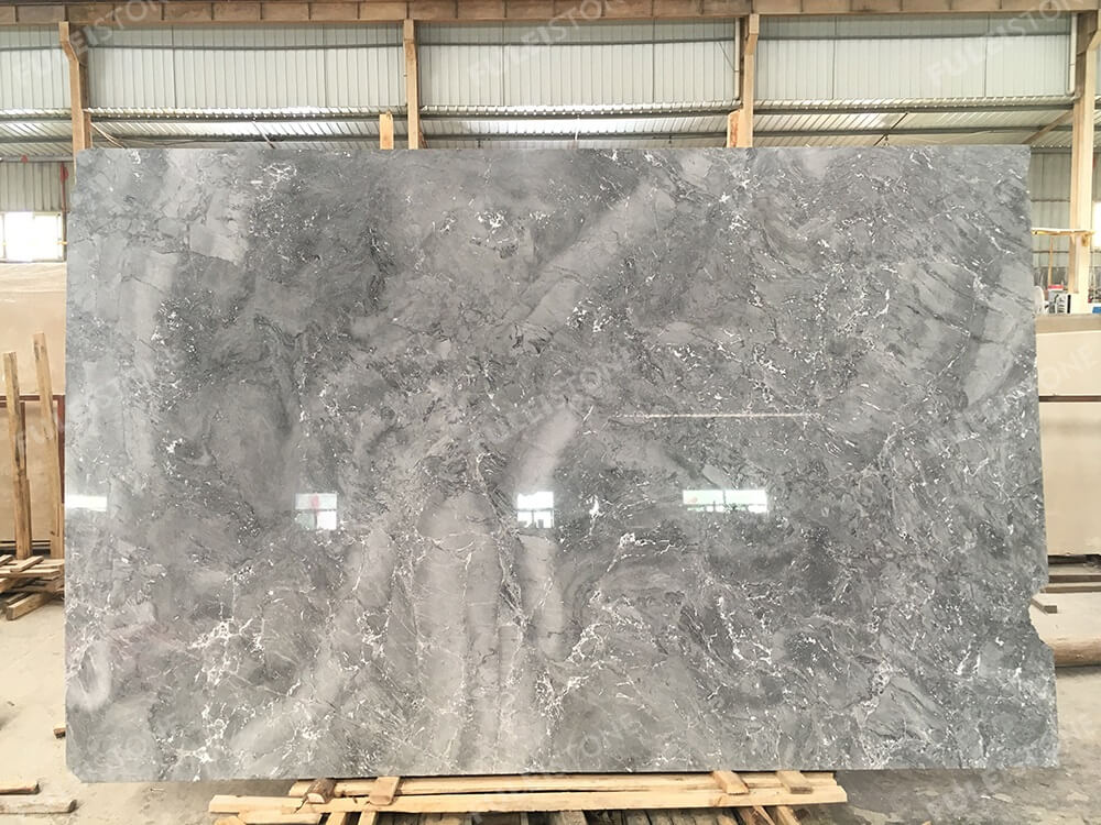 Grigio Concreto Marble Slabs
