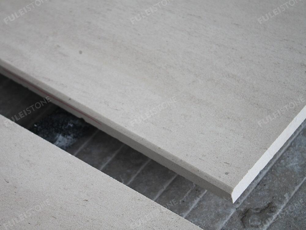 Moca Cream Limestone Tiles Texture