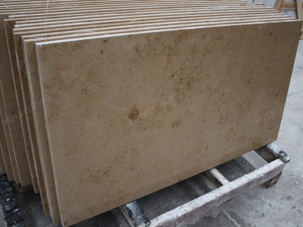 Natural Jura Beige Limestone Tiles