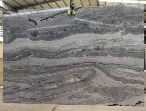 River Blue Granite Slab