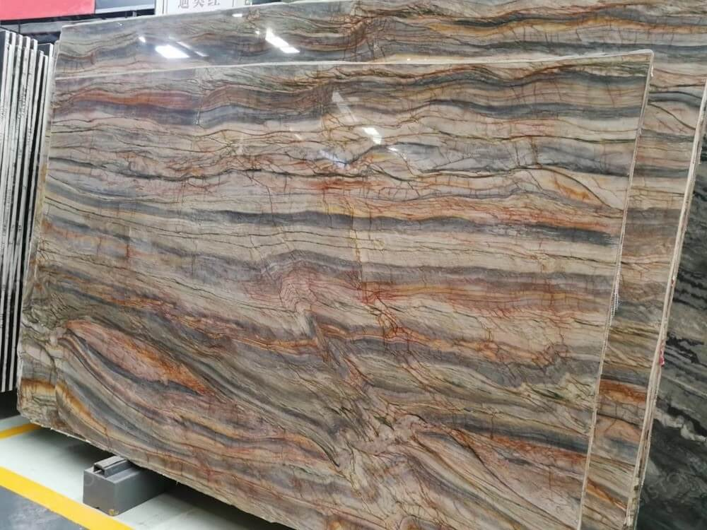 michelangelo quartzite polished
