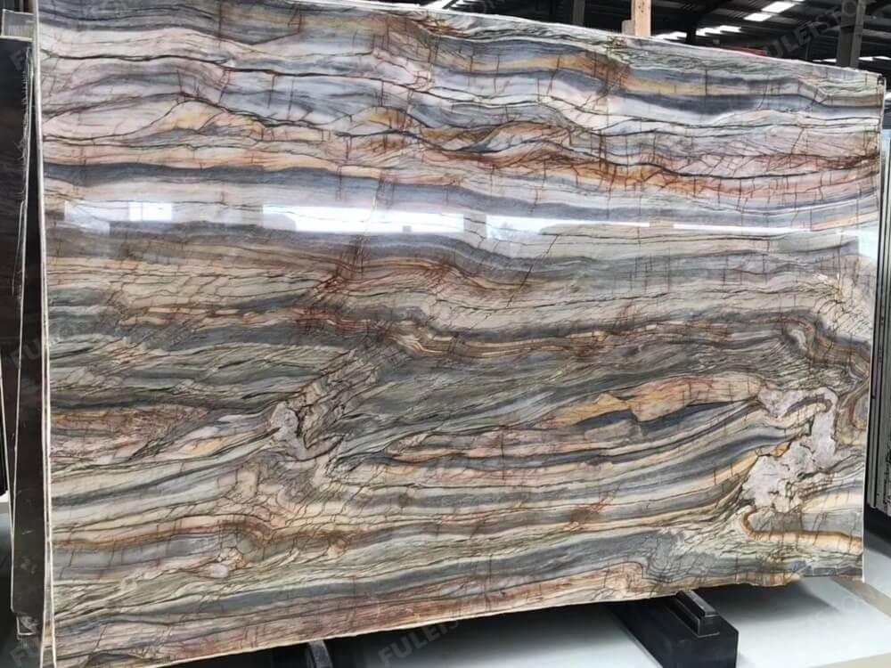 michelangelo quartzite slab