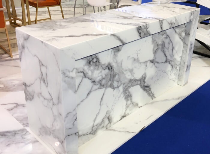Table Bar by Nano Stone Table