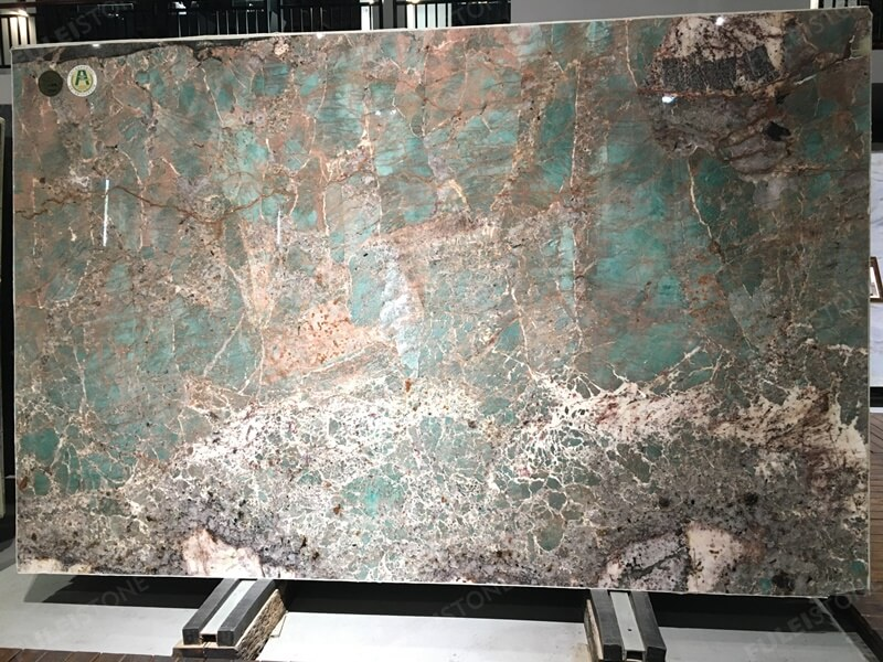 Amazonite Quartzite Slabs