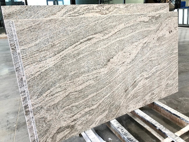 Juparana Gold Granite Tiles
