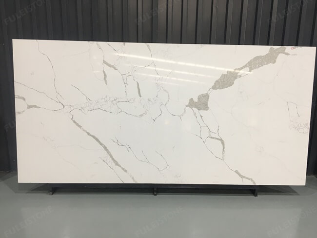 Calacatta and Carrara Quartz Series - FLCC (2)