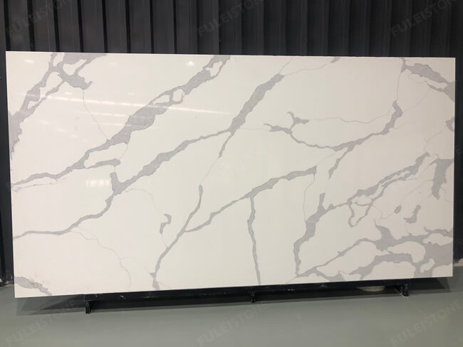 Calacatta and Carrara Quartz Series - FLCC (6)