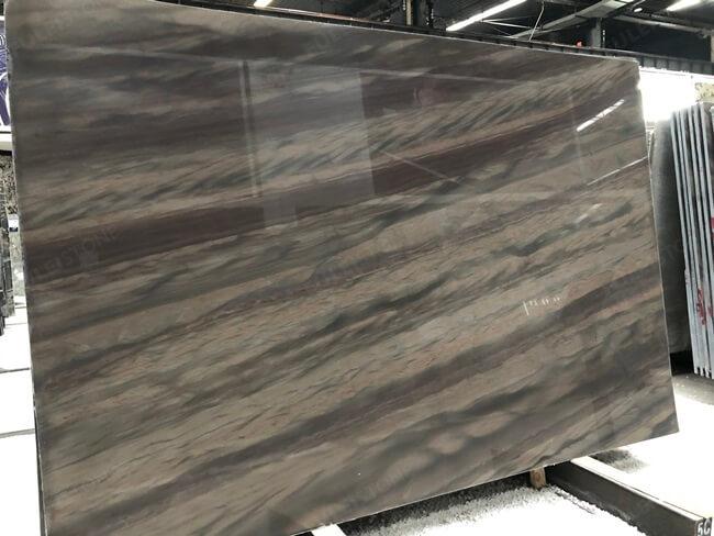 Elegant Brown Quartzite Big Slab