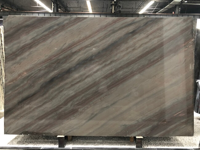 Elegant Brown Quartzite Slabs