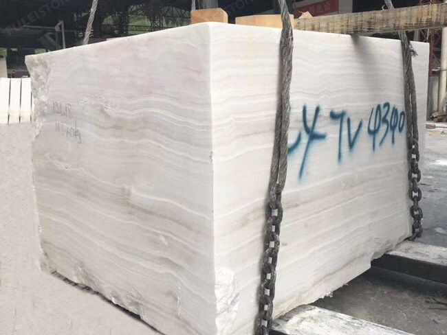 Ivory Onyx Block