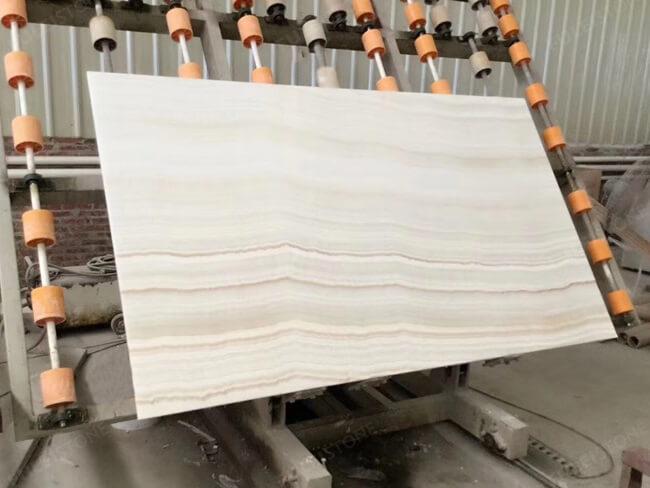 Ivory Onyx Polished
