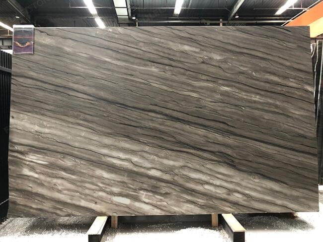 Sequoia Brown Marble Slabs