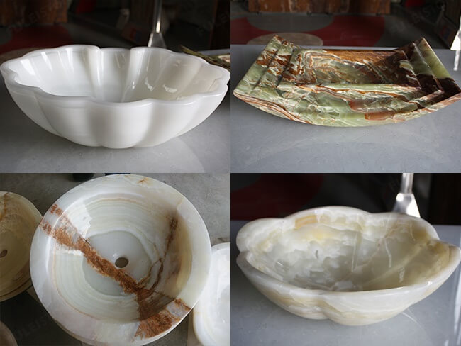 onyx sinks for wholesale
