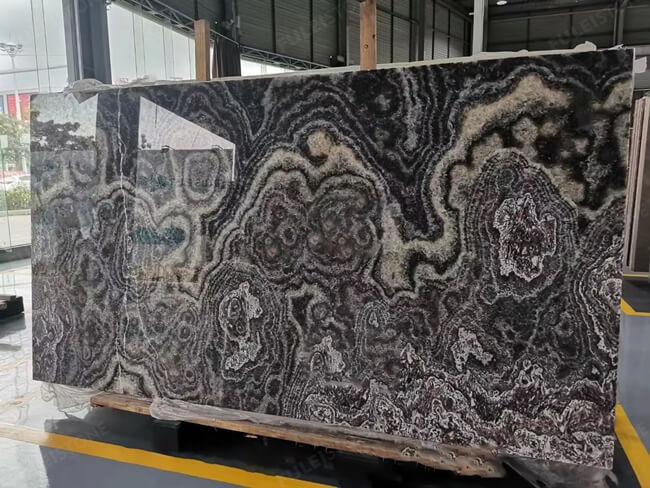 Black Onyx Stone Slab