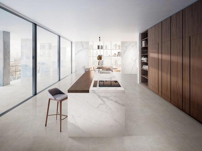 Carrara Sintered Stone Countertops