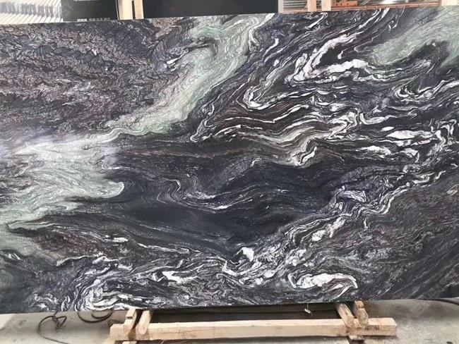 Cipollino Ondulato Marble Big Slab