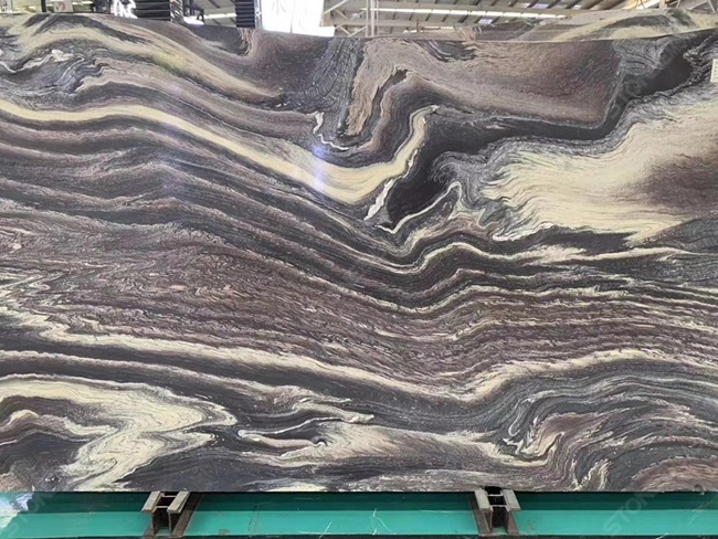 Cipollino Ondulato Marble Slabs