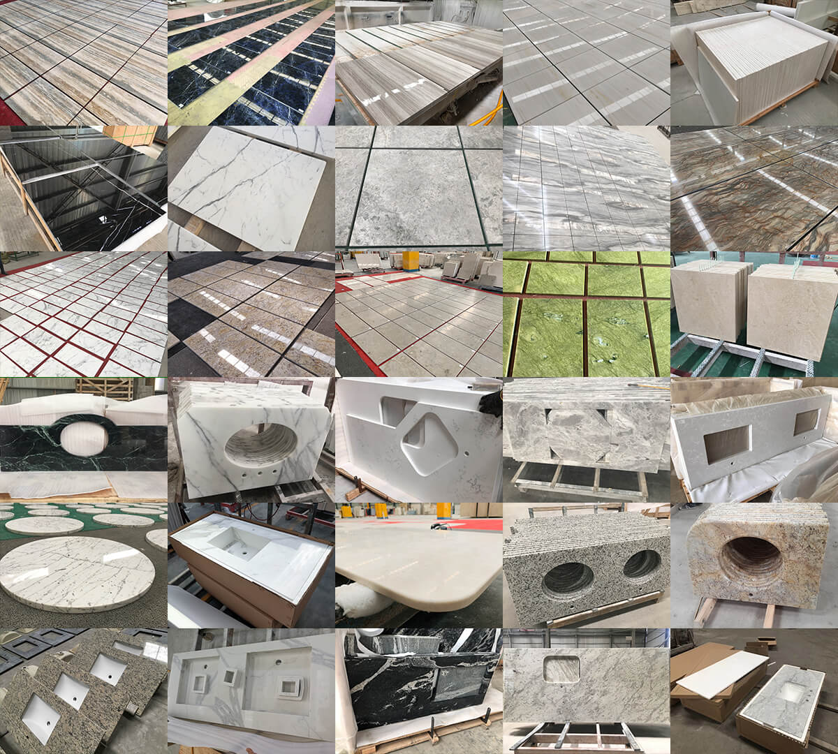 Fulei Stone-Products Series 2020-01