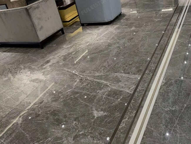 Grey Emperador Flooring Tiles