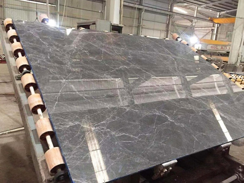 Grey Emperador High Polished