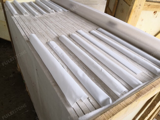 Ottoman Beige Marble Packing