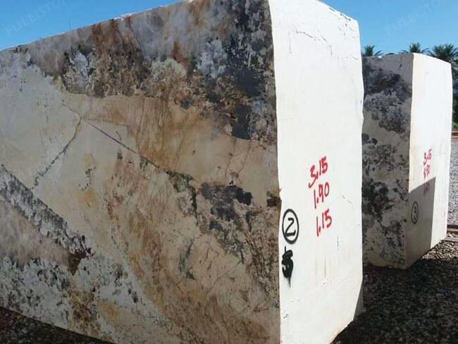 Patagonia Granite Blocks