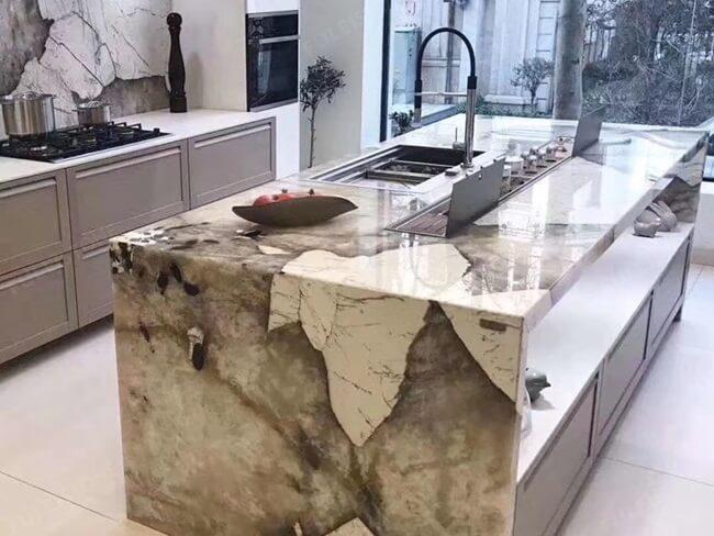 Patagonia Granite Kitchen Countertop