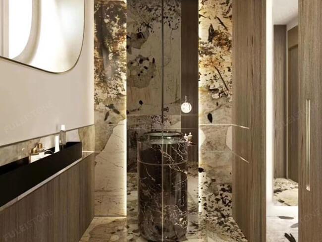 Patagonia Granite for Bathroom