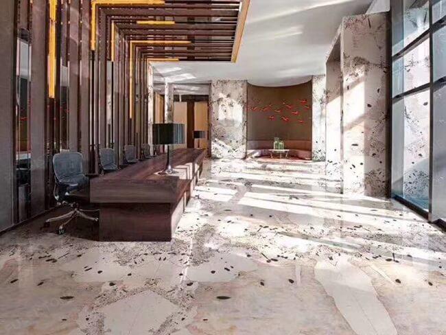 Patagonia Granite for Floor