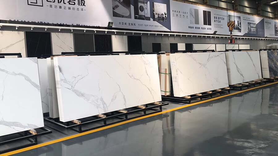 Sintered Stone Slabs for Countertops