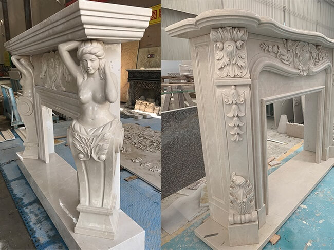 marble fireplace (1)