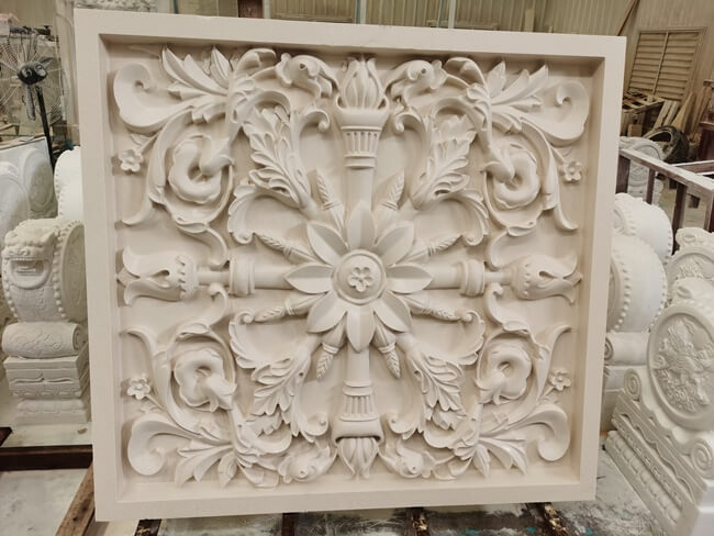 marble sculpture project