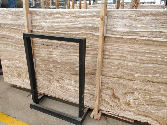onyx travertine marble slab