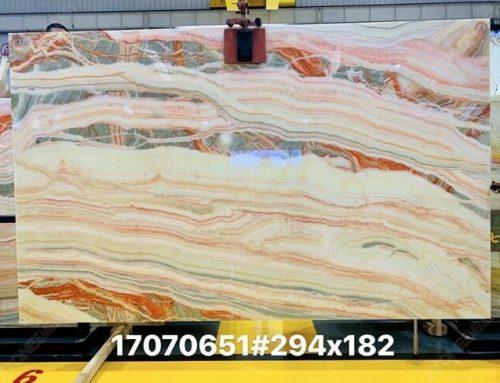 Rainbow Onyx Stone