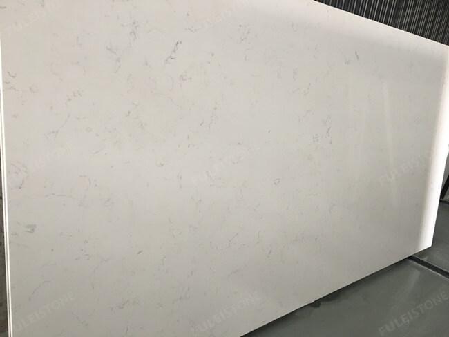 calacatta white and bianco carrara quartz series FLQA- (33)