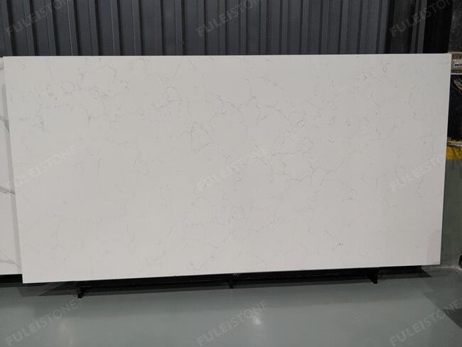 calacatta white and bianco carrara quartz series FLQA- (34)