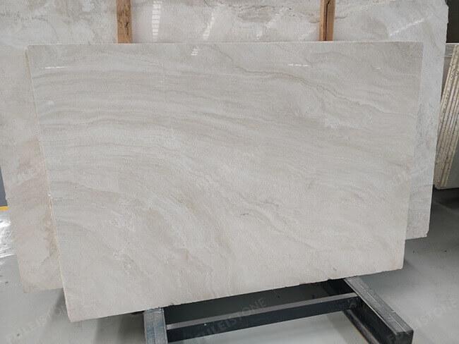 cross veins white travertine slabs (1)