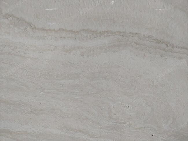 cross veins white travertine texture