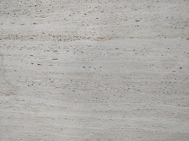 leather finishing white travertine slab texture