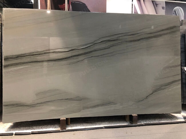 Brazilian Silver Shadow Quartzite Polished Slabs (2)