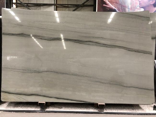 Brazilian Silver Shadow Quartzite Polished Slabs (5)