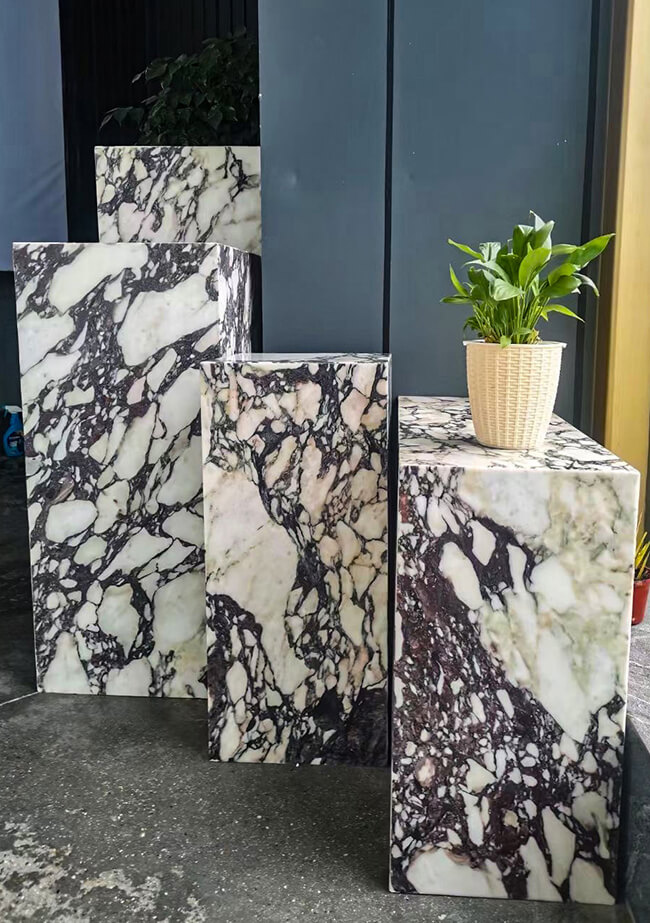 Calacatta Viola Marble for Project