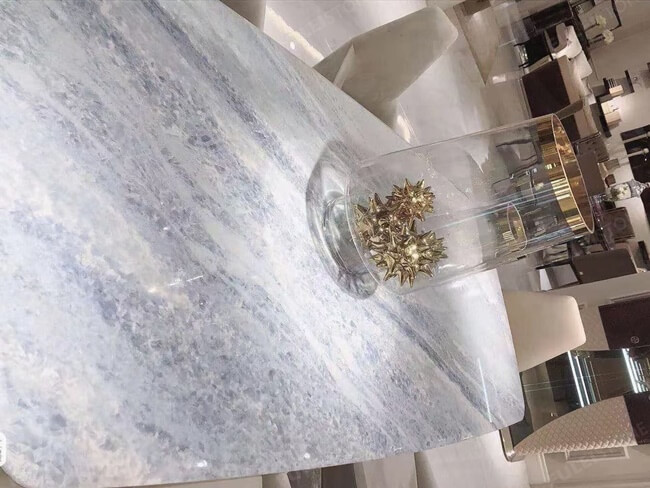 Calcite Azul Marble for Tops