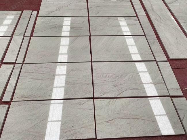 Mustang Quartzite Tile Dry Laying