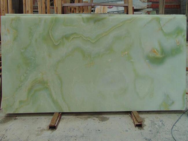 New Green Onyx Slabs in 2021 (2)