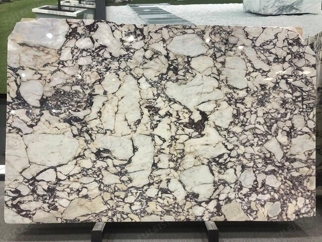 Polished Calacatta Viola Stone Slabs
