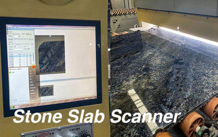 Stone Slab Scanner