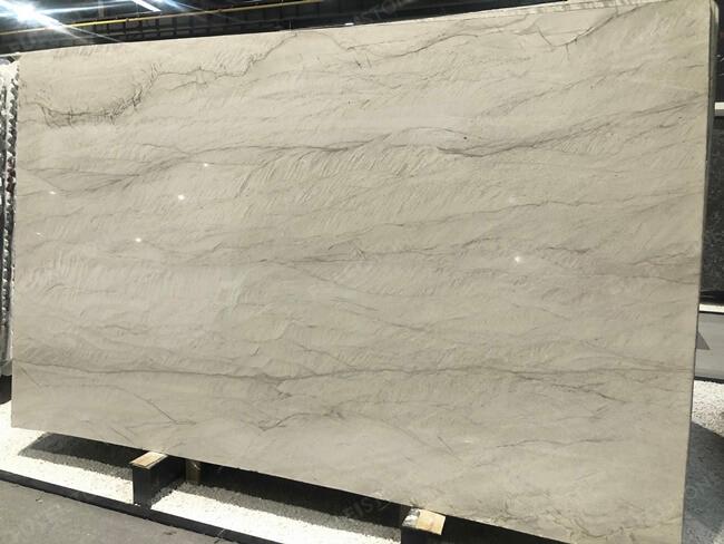 White Mustang Quartzite Polished Slabs (2)