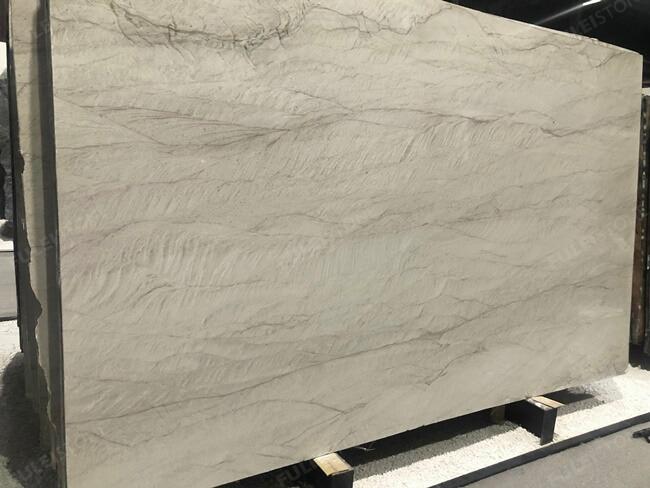 White Mustang Quartzite Polished Slabs (3)